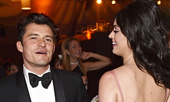 Mandatory Credit: Photo by Buckner/Variety/REX/Shutterstock (5528321q) Orlando Bloom and Katy Perry The Weinstein Company and Netflix Golden Globe After Party, Arrivals, Los Angeles, America - 10 Jan 2016