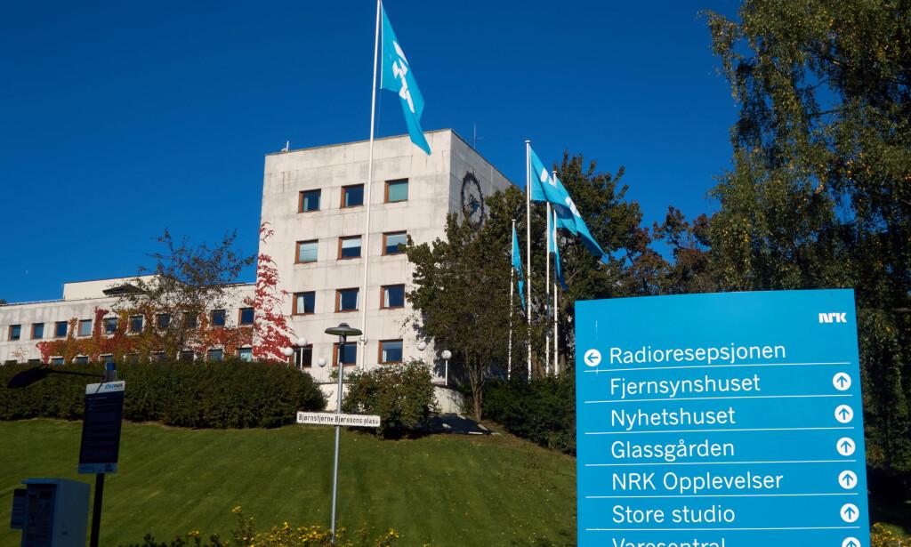 NRK ser gode muligheter for by- og boligutvikling på Marienlyst, og tror dermed de har kapasitet til å bære kostnadene ved et nytt hovedkontor. Foto: Gorm Kallestad / NTB scanpix.