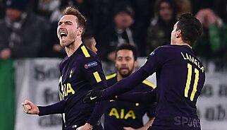 image: Spurs reiste seg etter brutal start mot Juventus