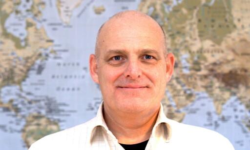 RIKT: Direktør Erling Grønlund