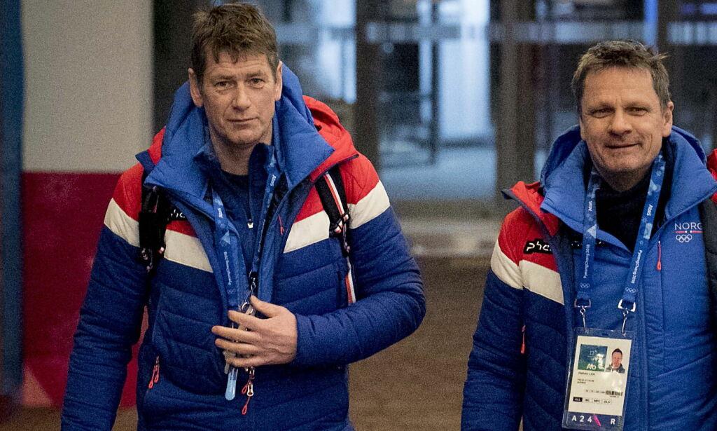 image: Kastet ut av den norske OL-troppen for fyll og hærverk