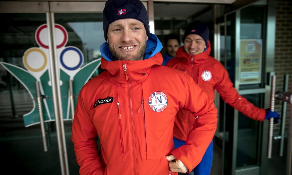 LÆRER AV HVERANDRE: Martin Johnsrud Sundby og Finn Hågen Krogh henter inspirasjon fra hverandre. Foto: Bjørn Langsem / Dagbladet