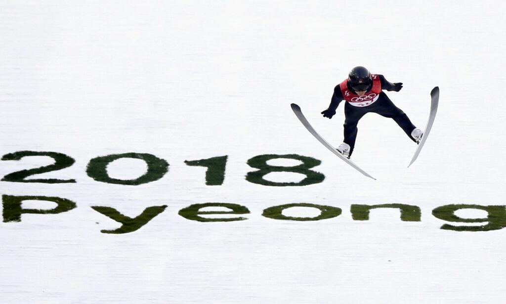 image: Da OL-byen blåste i stykker, var Jarl-Magnus midt i svevet
