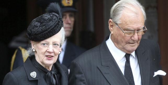 image: Prins Henrik får sitt siste ønske oppfylt