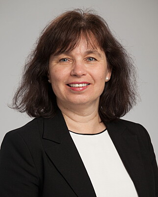 KS: Avdelingsdirektør Line Richardsen.