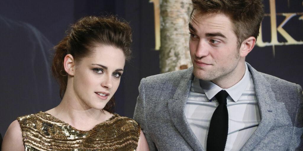 image: Robert Pattinson og Kristen Stewart har blitt observert sammen igjen