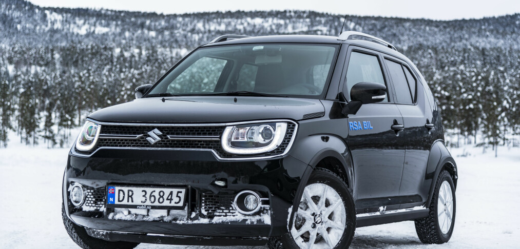 Norges billigste firehjulstrekker overrasker!
