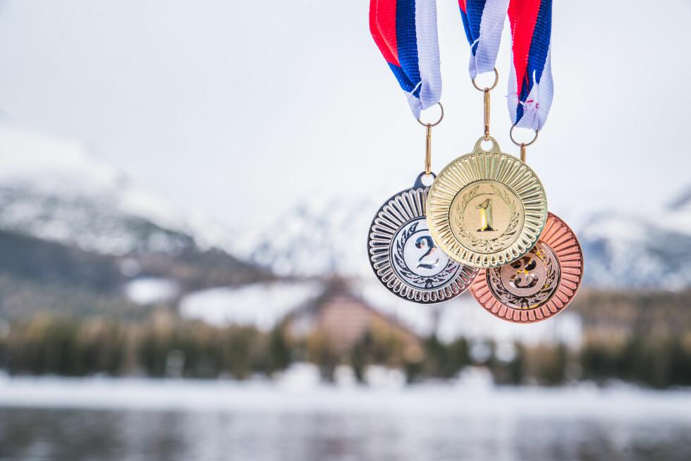 Medaljene henger høyt i Peyongchang, de svenske langrennsjentene har virket uslåelige. Foto: NTB Scanpix