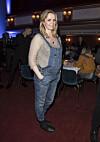 Ingrid Olava avslørte babynyhet på fest
