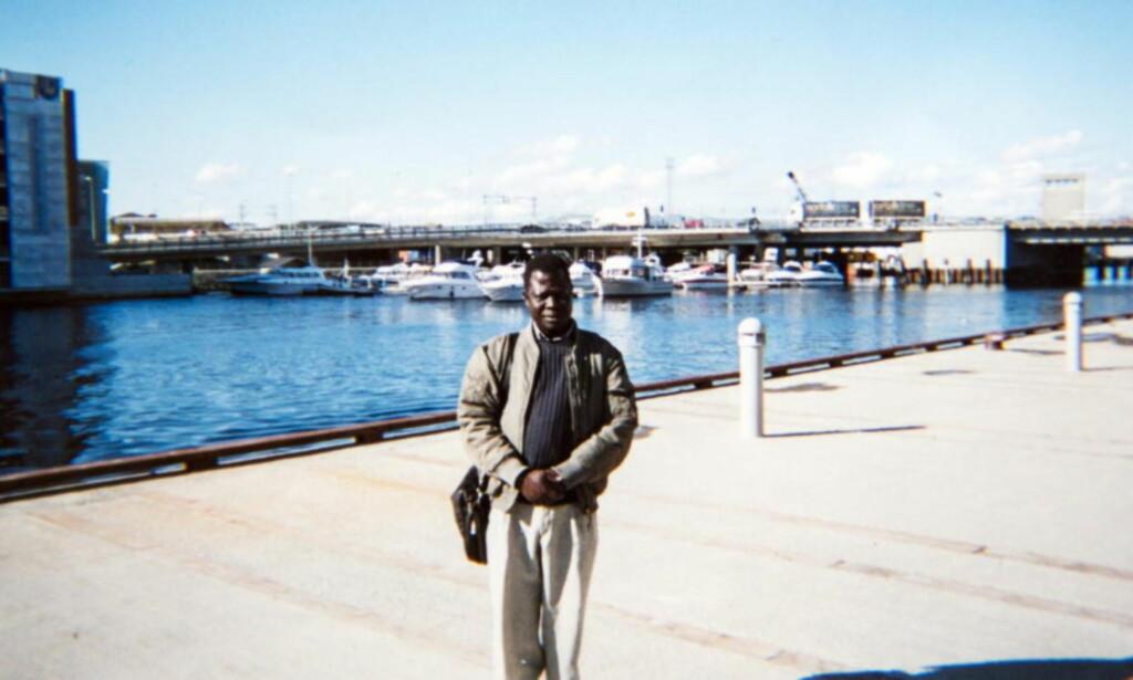LØSLATT: Okella Akway Ochalla er sluppet fri, melder Oakland Institute. Foto: Privat