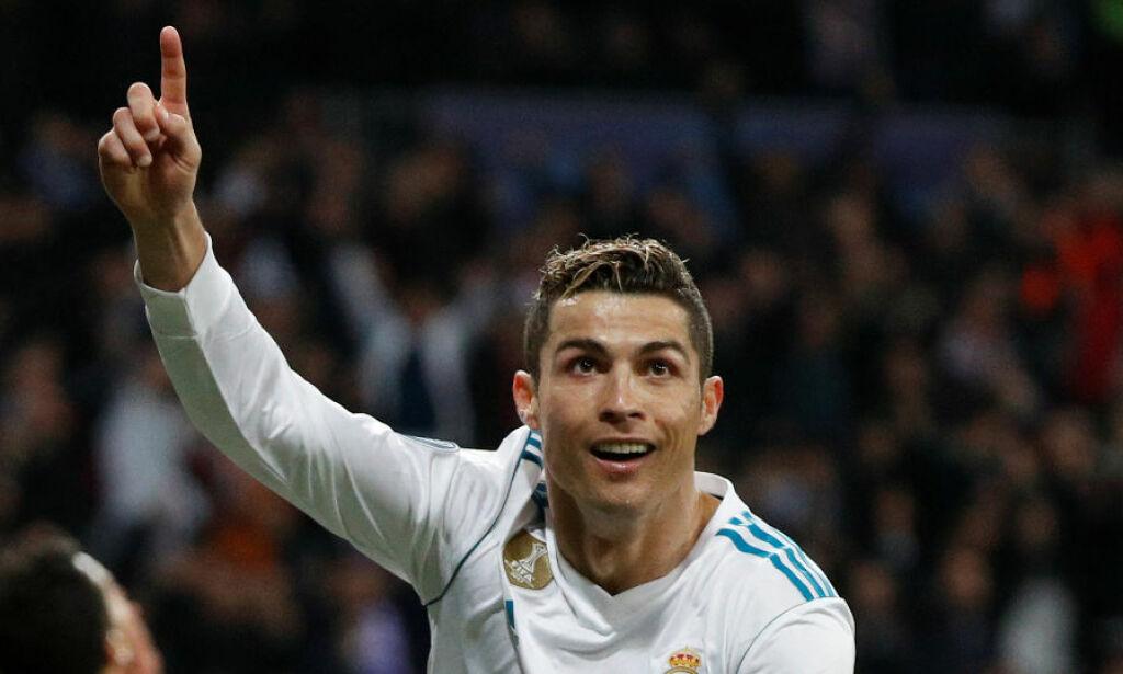 image: Ustoppelig Ronaldo ga PSG en fotballeksjon