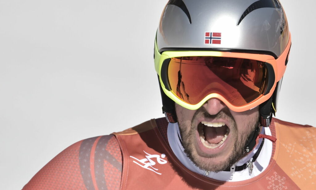 image: Svindal brøt forbannelsen - tok tidenes første norske OL-gull i utfor