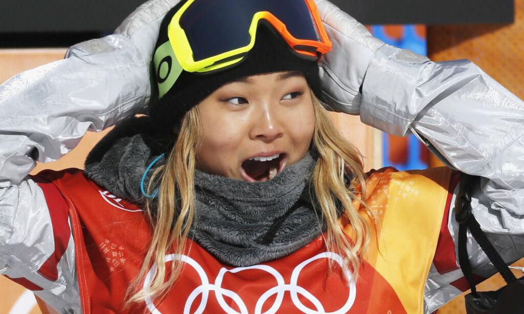 image: Sparket etter sexprat om OL-sensasjon