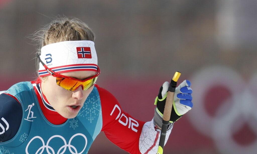 image: Sensasjonelt og suverent OL-gull til Ragnhild Haga