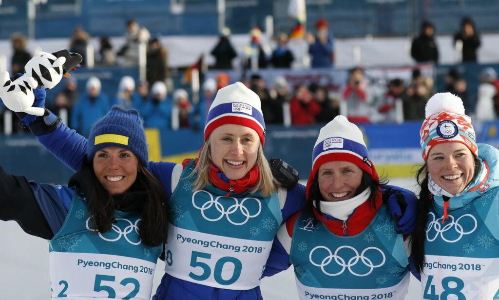 image: Kalla är fortfarande skiddrottning i OS