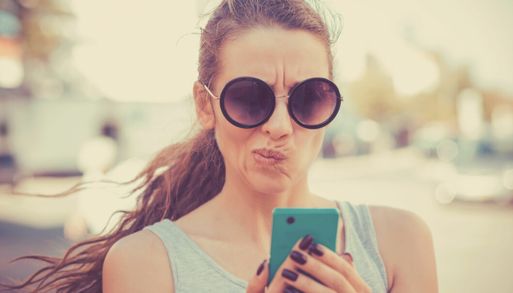 Er du sikker på at uttrykkene du bruker gir mening? Foto: NTB Scanpix