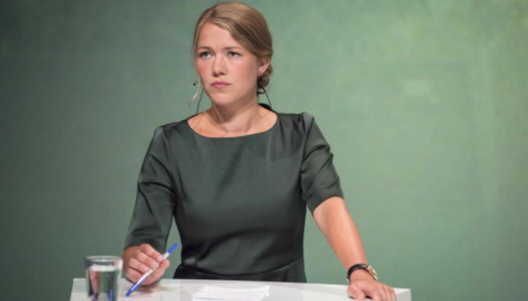 <strong>MOMS-FRITT:</strong> MDGs Une Aina Bastholm vil ha endringer som favoriserer reparasjon framfor nykjøp. Foto: Øistein Norum Monsen/Dagbladet