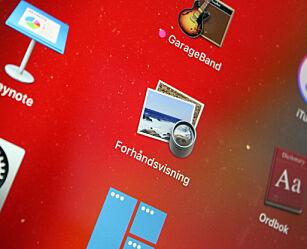 image: Programmet som følger med på Mac kan gjøre en rekke smarte ting