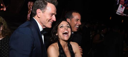 «Seinfeld»-stjernen kom med gladmelding om brystkreften