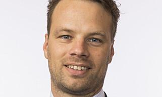 Jon Helgheim Foto: Stortinget