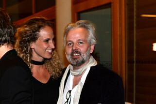 NY KJÆRESTE: Ari Behn med Ebba Ryst Heilmann. Foto: John T. Pedersen / Dagbladet
