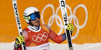 image: Bare verdens beste Jansrud har lov til å være skuffet etter bronse