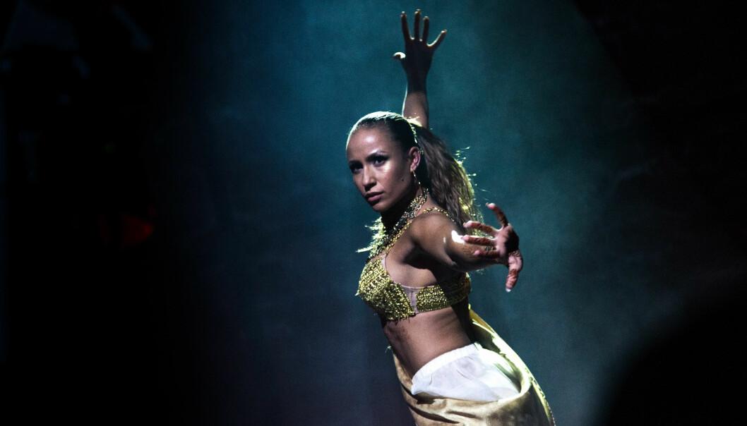 MONA BERNTSEN: Superdanseren Mona Berntsen (28) er nå aktuell som dommer i TV 2-programmet Norske Talenter. FOTO: Robin Bøe