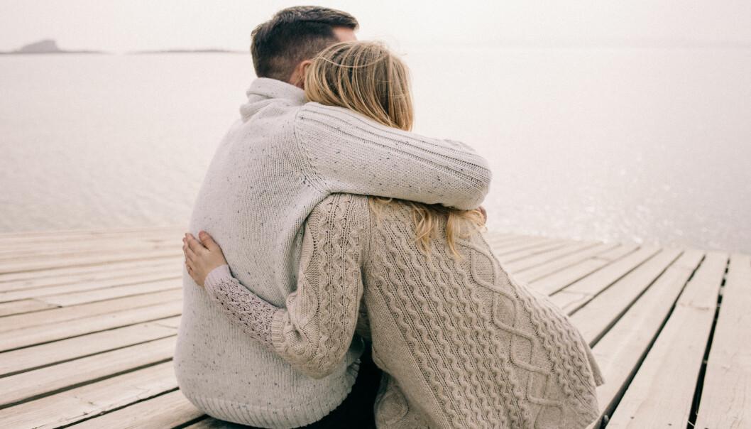 ANGST FOR Å BLI FORLATT: Mange lever i frykt for at partneren skal forlate dem. FOTO: NTB Scanpix
