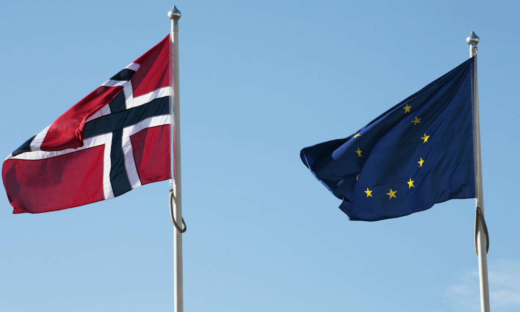 MER KUNNSKAP TRENGS: De femten forskningsinstitusjonene har gode poenger når de peker på at det trengs mer kunnskap om de omfattende prosessene som skjer i EU, som vil ha stor påvirkning på Norge. Foto: Lise Åserud / Scanpix