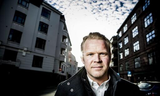 POPULÆR: Anders Baasmo Christiansen, fortida aktuell med NRK-serien «En natt», får en hovedrolle i en stor europerisk film. Foto: Christian Roth Christensen / Dagbladet