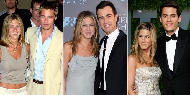 image: Jennifer Anistons ulykkelige kjærlighetsliv