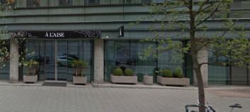 Alle tror À L'aise får stjerne i dag: Bortgjemt Oslo-restaurant ser ut som et forlatt kontor