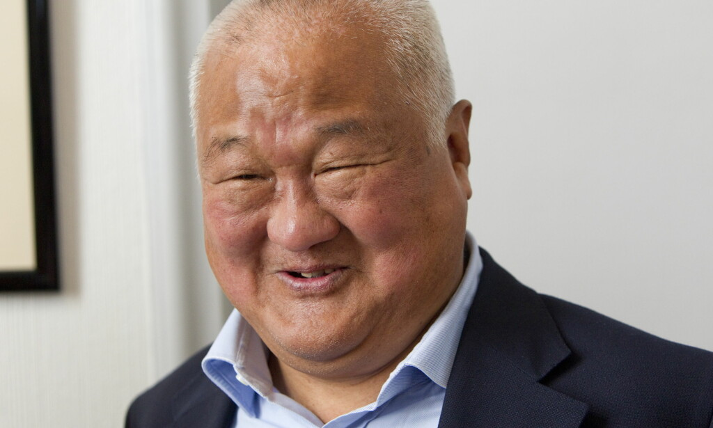 DØD: Chul Ho Lee ble 80 år gammel. Foto: Terje Bendiksby / Scanpix
