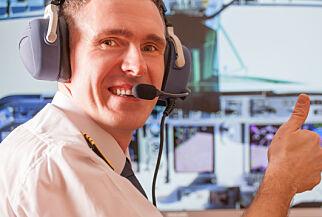 image: «Roger that» - hvorfor sier pilotene egentlig det?