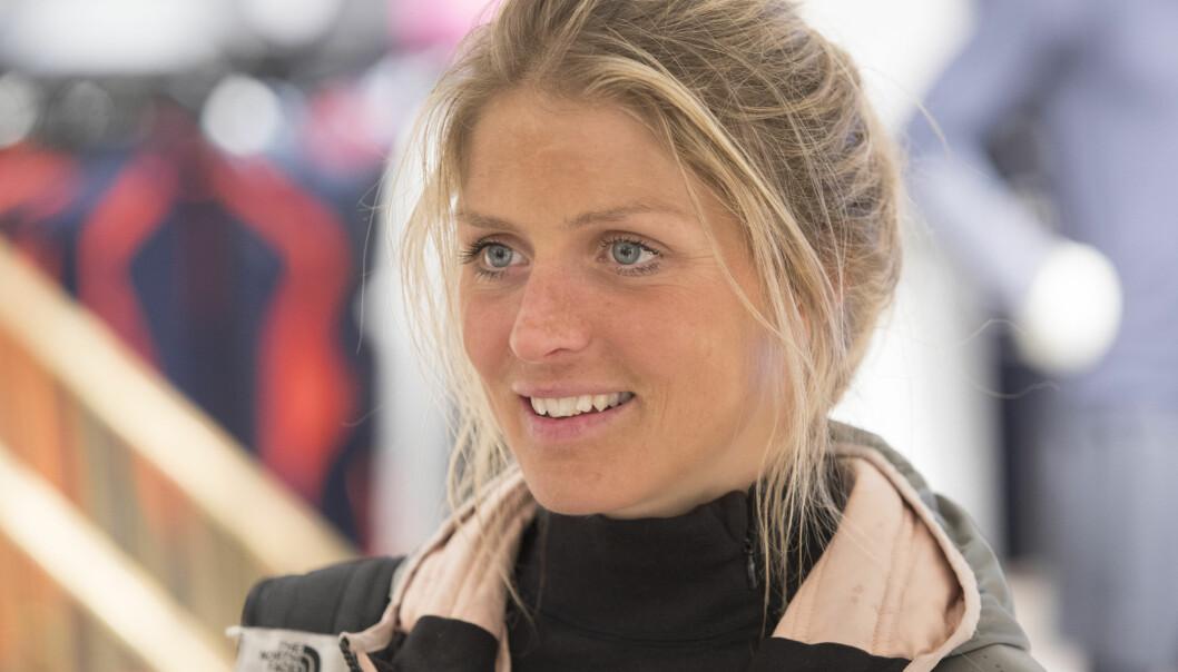 SATT TING I PERSPEKTIV: Therese Johaug mener dopingdommen har satt ting i perspektiv for henne, og at det har vært sunt å ikke bare leve i en sportsboble. Foto: NTB Scanpix.