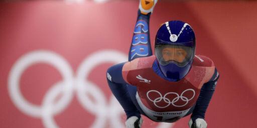 image: Lizzie Yarnold sikret britisk OL-gull i skeleton