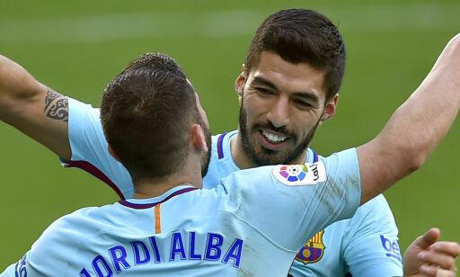 image: Barcelona legger press på jagende rivaler