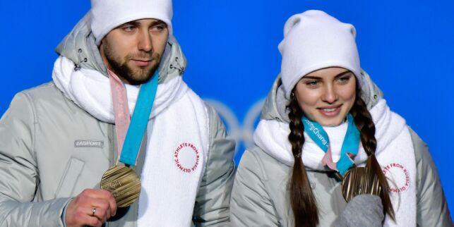 image: Russisk curlingduo skal ha avlagt positiv dopingprøve