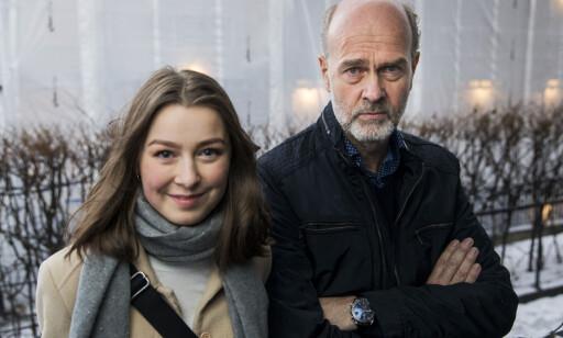 TIL BERLIN: Skuespiller Andrea Berntzen har hovedrollen i Erik Poppe sin film «Utøya 22. juli». Filmen er tatt ut til hovedprogrammet i den prestisjefylte filmfestivalen i Berlin, hvor den også har sin første visning mandag. Norsk premiere er 9. mars. Foto: Tore Meek / NTB scanpix