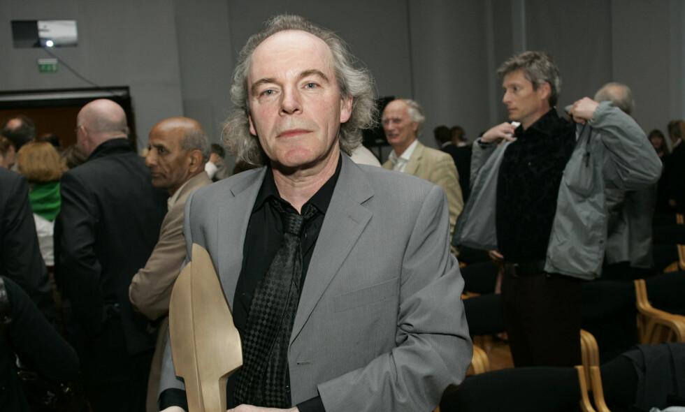 FAKTASJEKKET: Professor Terje Tvedt er bitt faktasjekket etter at han gjestet Torp på NRK1 for noen dager siden. Foto: Scanpix
