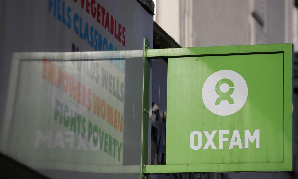 I TRØBBEL: Hjelpeorganisasjonen Oxfam er i hardt vær etter at ansatte skal ha innrømmet å benytte seg a prostituerte i Haiti. Foto: NTB Scanpix
