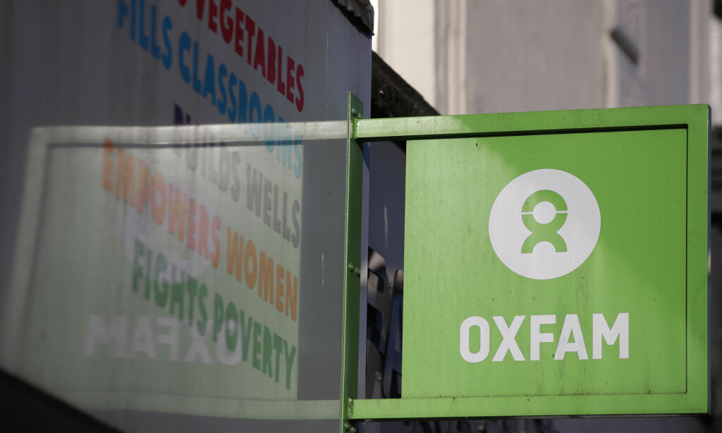 KRISE: Hjelpeorganisasjonen Oxfam opplever sitt livs omdømmekrise. Foto: NTB Scanpix