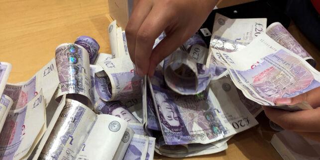 image: Britene har ti dager på seg til å bruke over 2 milliarder kroner