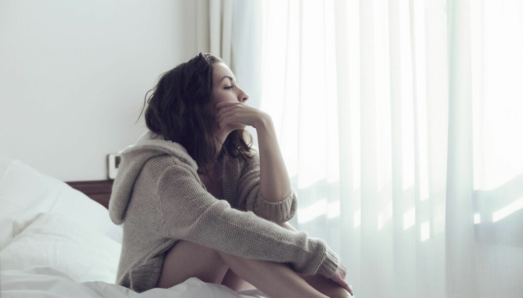 <strong>UTSLITT:</strong> Det er en risiko for å bli utslitt hvis du ikke klarer å prioritere deg selv. FOTO: NTB Scanpix