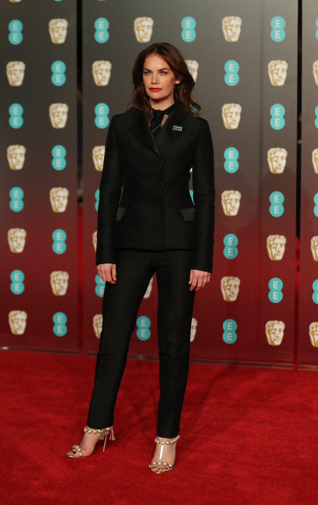 <strong>BAFTA:</strong> Ruth Wilson. Foto: NTB Scanpix