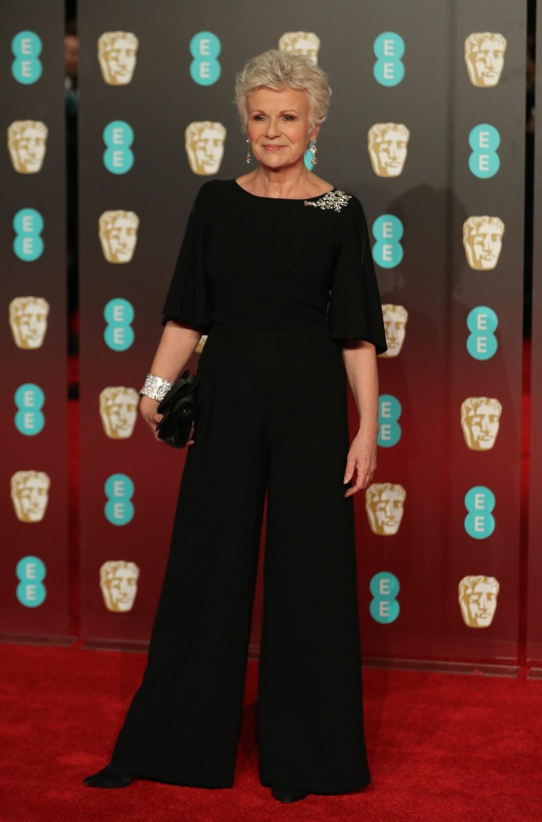 <strong>BAFTA:</strong> Julie Walters. Foto: NTB Scanpix