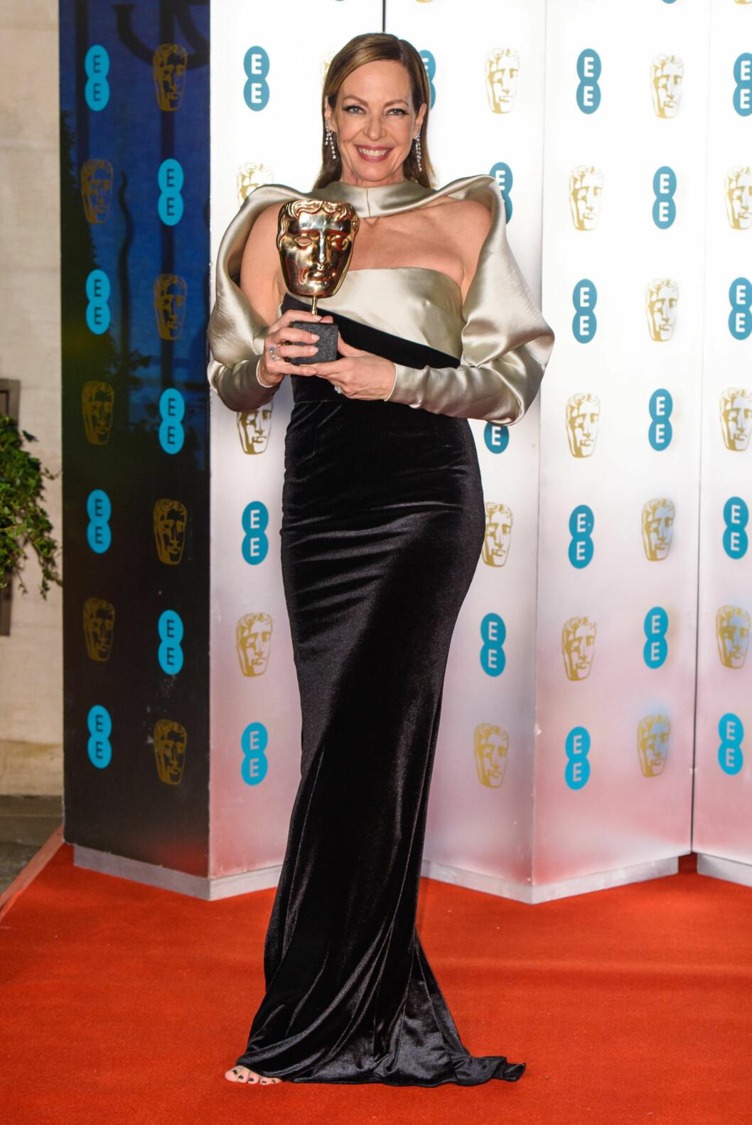<strong>BAFTA:</strong> Allison Janney. Foto: NTB Scanpix
