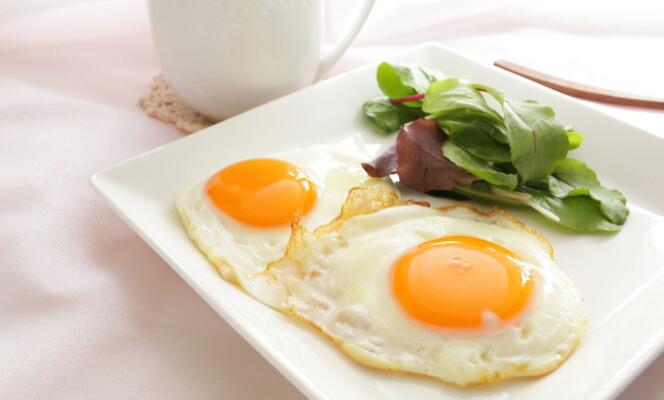 EGG: Ifølge undersøkelsen gjort av Cornell University kan egg være en super frokost for å holde deg slank. FOTO: NTB Scanpix