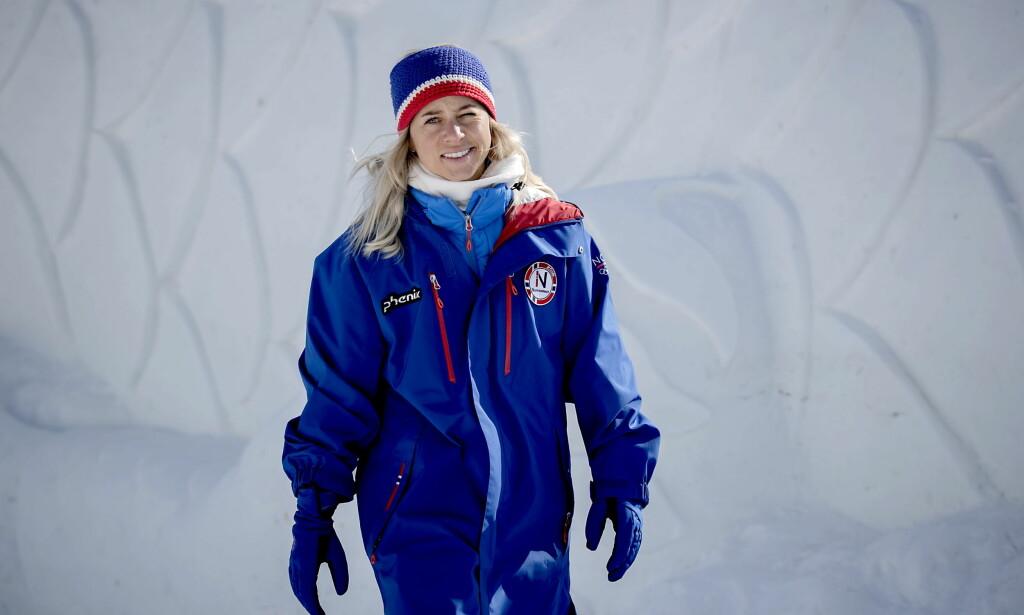SINTE MELDINGER: Tiril Eckhoff har fått sinte meldinger etter at hun offentlig kritiserte USAs våpenlover i amerikansk presse. Foto: Bjørn Langsem / Dagbladet