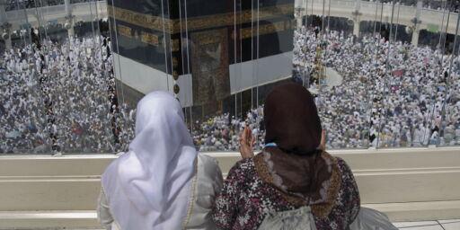 image: #Metoo-kampanje om seksuell trakassering i Mekka